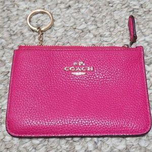 Coach Mini Skinny Id Case/Card Holder